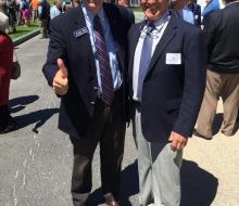 Jason Allen and Bill McDonough