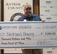 Grand Event 2nd Place - Northland Brewing