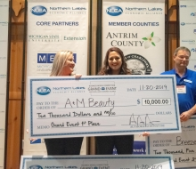 Grand Event 1st Place - A&M Beauty