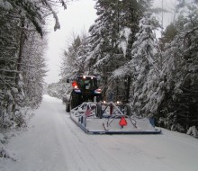 Snowmobilers Paradise