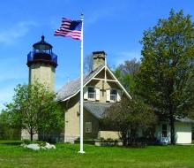 McGulpin Point Lighthouse
