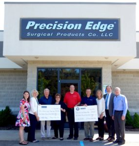 Check Presentation -Precision Edge