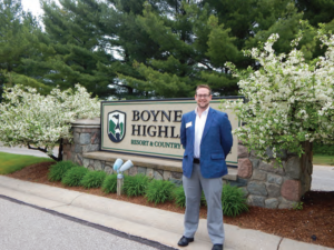 ERIC LEISTER - Director of Guest Services at Boyne Highlands Resort North Central Michigan College - Associate of Business Management