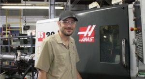 MARK WEBER  Machinist U2013 CNC Lathe Operator At LINK