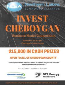 Invest Cheyboygan @ Cheboygan Opera House | Cheboygan | Michigan | United States