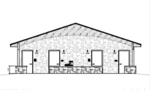 Onaway Pavilion Rendering