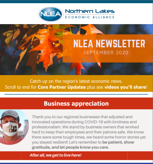 NLEA September 2020 Newsletter