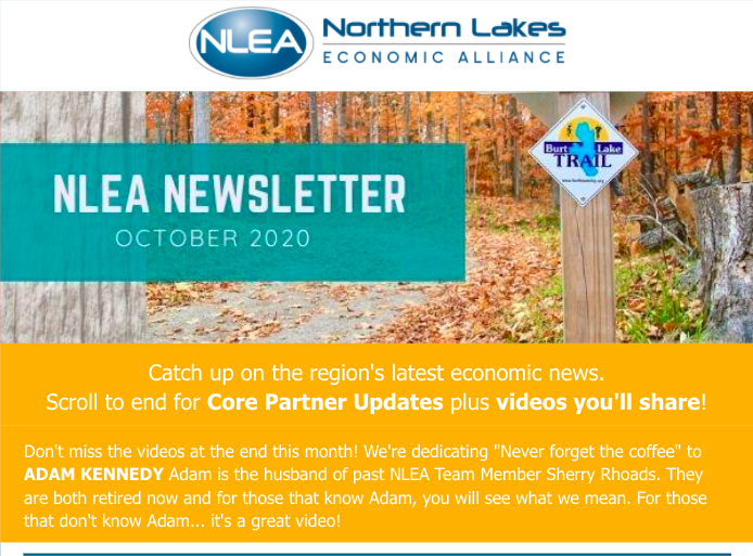 Click for NLEA Oct 2020 newsletter