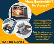 Link to Cheboygan Broadband survey 2020