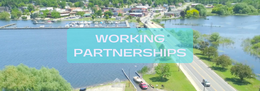 NLEA works in partnerships