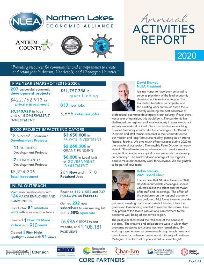 2020 NLEA Annual Report
