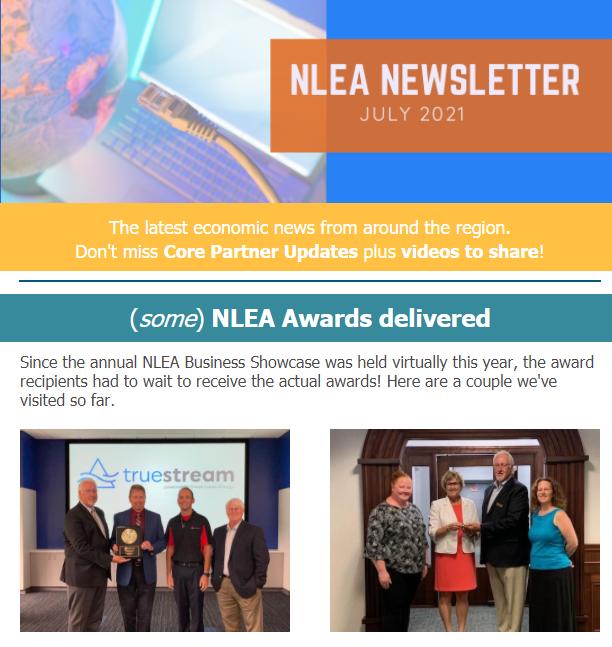 NLEA July 2021 newsletter